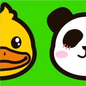 Pan N' Panda一站式服務香港印tee