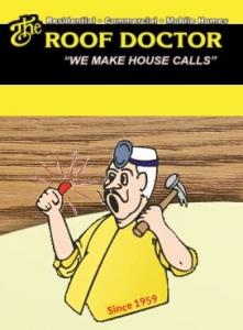 Roof Doctor, Residential, Commercial, Flat, Metal, Repair, Leaks, Roofing Contractors