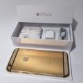 iPhone 6 + 128 GB 24 Karat Gold for sale